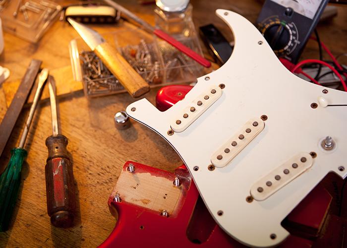 Modifications d'instruments